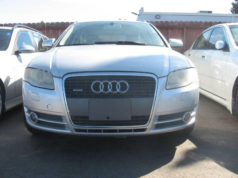 2007 Audi A4 for sale at Dealer Finance Auto Center LLC in Sacramento CA