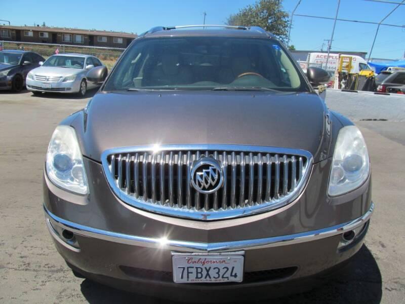 2011 Buick Enclave for sale at Dealer Finance Auto Center LLC in Sacramento CA