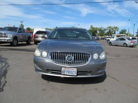 2008 Buick LaCrosse for sale at Dealer Finance Auto Center LLC in Sacramento CA