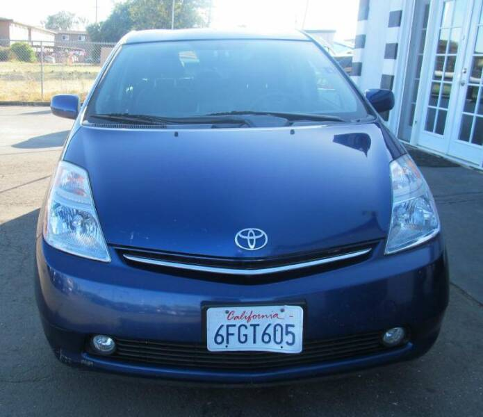 2008 Toyota Prius for sale at Dealer Finance Auto Center LLC in Sacramento CA
