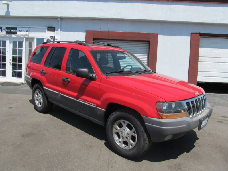 1999 Jeep Grand Cherokee for sale at Dealer Finance Auto Center LLC in Sacramento CA