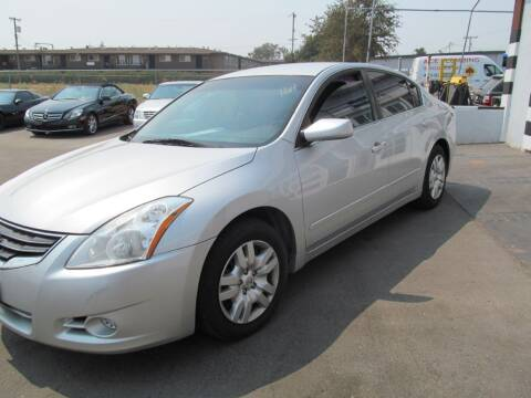 2011 Nissan Altima for sale at Dealer Finance Auto Center LLC in Sacramento CA