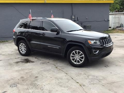 2014 Jeep Grand Cherokee for sale in Oakland Park, FL