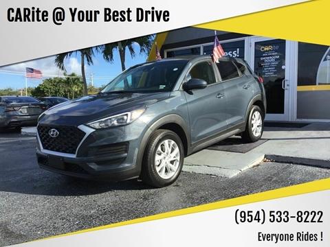 2019 Hyundai Tucson for sale in Oakland Park, FL