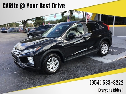 2019 Mitsubishi Eclipse Cross for sale in Oakland Park, FL