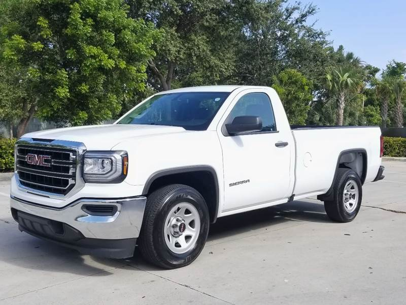 2018 GMC Sierra 1500 for sale at YOUR BEST DRIVE in Oakland Park FL