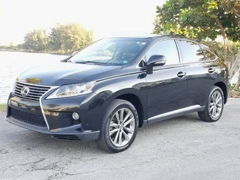 2013 Lexus RX 450h for sale at YOUR BEST DRIVE in Oakland Park FL