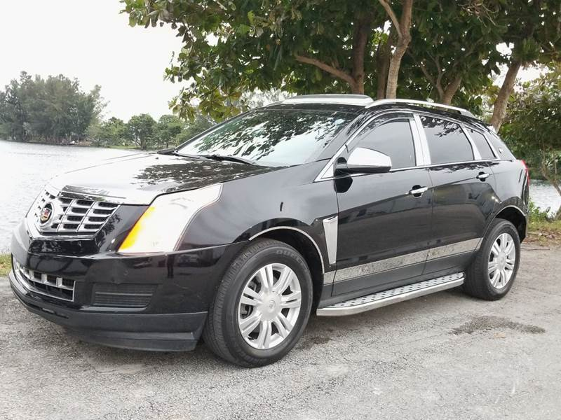 2016 Cadillac SRX for sale at YOUR BEST DRIVE in Oakland Park FL