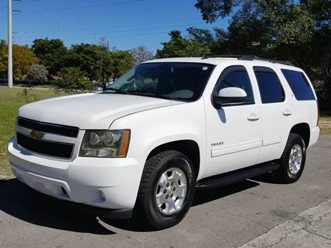 2014 Chevrolet Tahoe for sale at YOUR BEST DRIVE in Oakland Park FL
