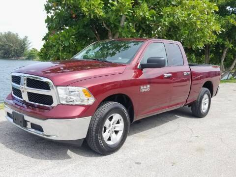 2018 RAM Ram Pickup 1500 for sale at YOUR BEST DRIVE in Oakland Park FL