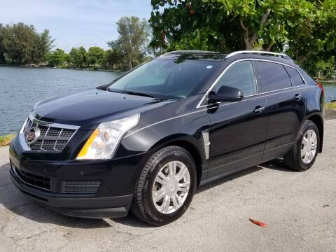 2012 Cadillac SRX for sale at YOUR BEST DRIVE in Oakland Park FL