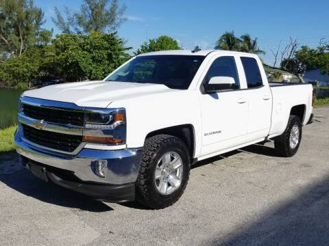2016 Chevrolet Silverado 1500 for sale at YOUR BEST DRIVE in Oakland Park FL