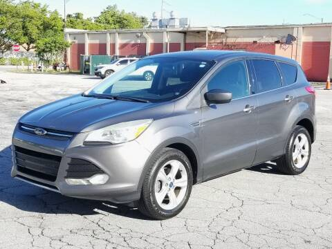 2013 Ford Escape for sale at YOUR BEST DRIVE in Oakland Park FL