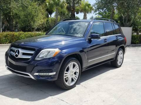 2014 Mercedes-Benz GLK for sale at YOUR BEST DRIVE in Oakland Park FL