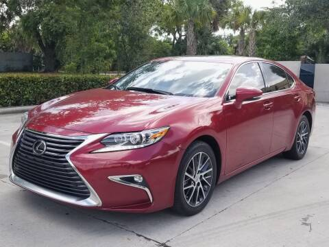 2016 Lexus ES 350 for sale at YOUR BEST DRIVE in Oakland Park FL