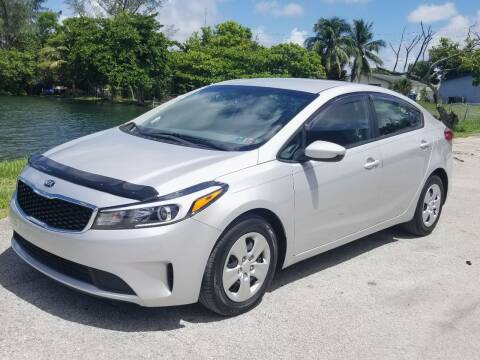 2017 Kia Forte for sale at YOUR BEST DRIVE in Oakland Park FL