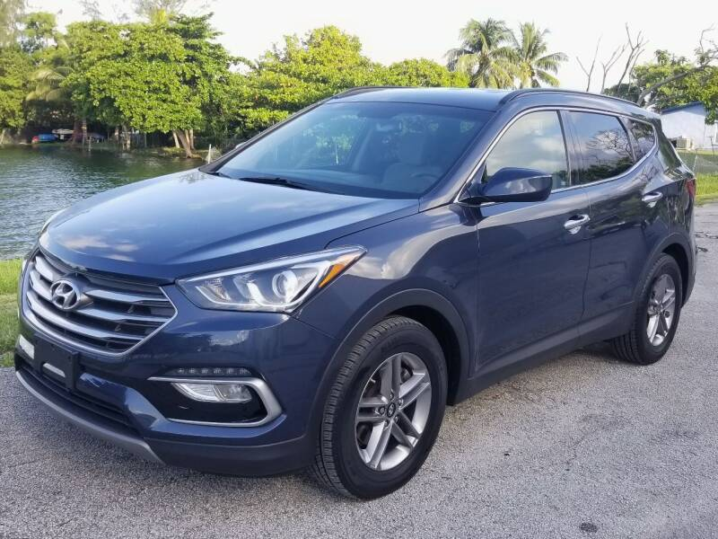 2017 Hyundai Santa Fe Sport for sale at YOUR BEST DRIVE in Oakland Park FL