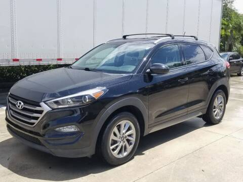 2017 Hyundai Tucson for sale at YOUR BEST DRIVE in Oakland Park FL