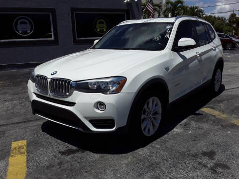 2016 BMW X3 for sale at YOUR BEST DRIVE in Oakland Park FL