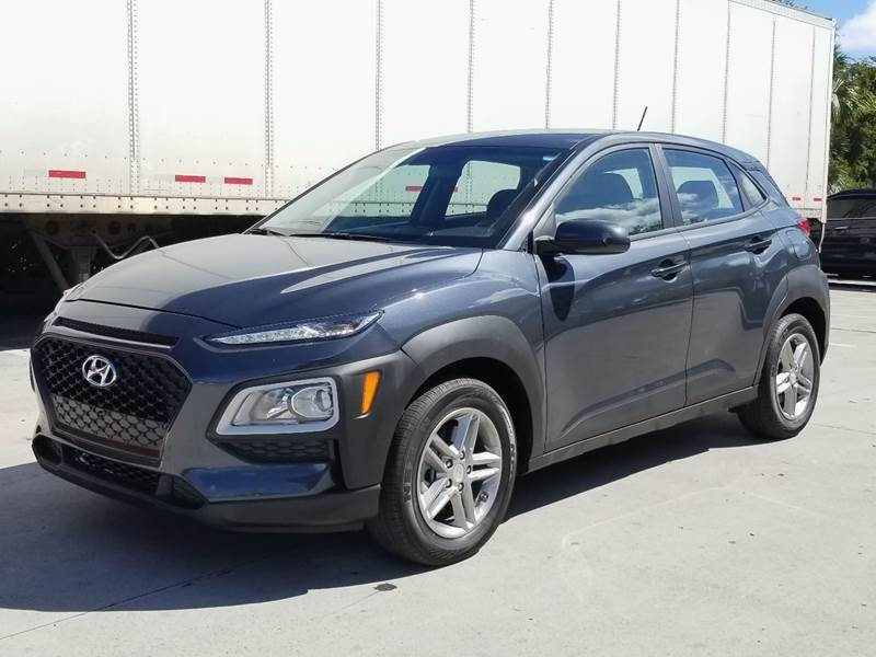 2019 Hyundai Kona for sale at YOUR BEST DRIVE in Oakland Park FL