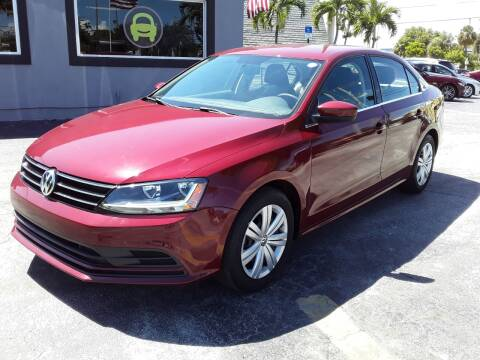 2017 Volkswagen Jetta for sale at YOUR BEST DRIVE in Oakland Park FL