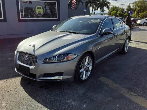2015 Jaguar XF for sale at YOUR BEST DRIVE in Oakland Park FL