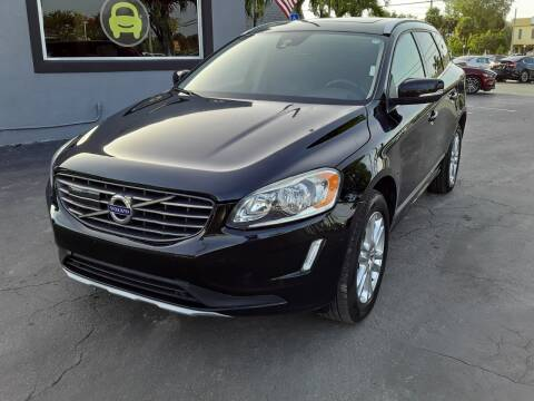 2016 Volvo XC60 for sale at YOUR BEST DRIVE in Oakland Park FL