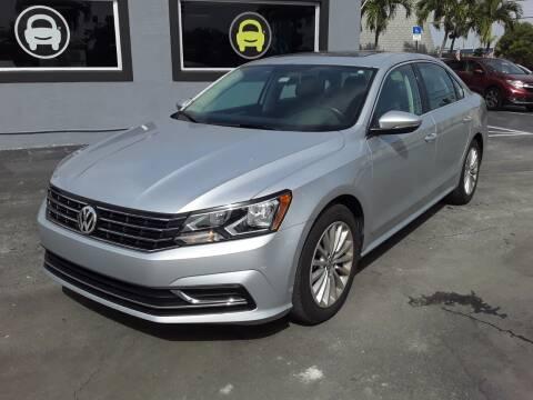 2016 Volkswagen Passat for sale at YOUR BEST DRIVE in Oakland Park FL