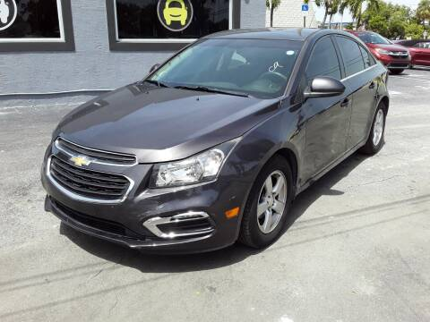 2016 Chevrolet Cruze Limited for sale at YOUR BEST DRIVE in Oakland Park FL