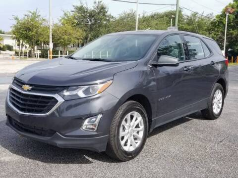 2019 Chevrolet Equinox for sale at YOUR BEST DRIVE in Oakland Park FL
