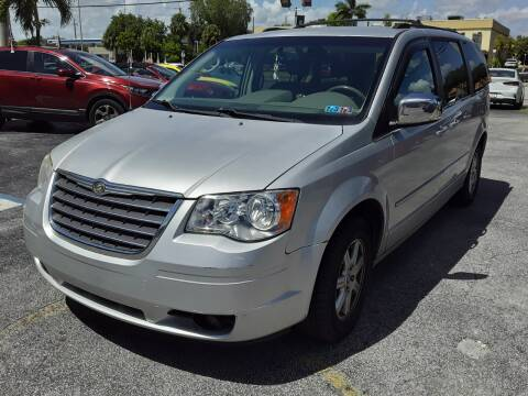 2010 Chrysler Town and Country for sale at YOUR BEST DRIVE in Oakland Park FL