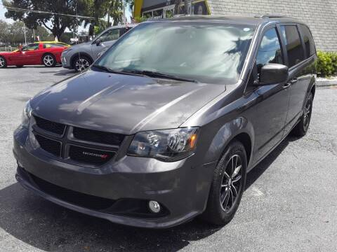 2019 Dodge Grand Caravan for sale at YOUR BEST DRIVE in Oakland Park FL