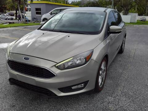 2015 Ford Focus for sale at YOUR BEST DRIVE in Oakland Park FL