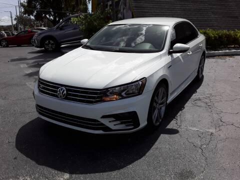 2017 Volkswagen Passat for sale at YOUR BEST DRIVE in Oakland Park FL