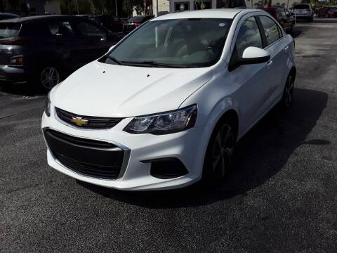 2017 Chevrolet Sonic for sale at YOUR BEST DRIVE in Oakland Park FL