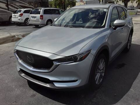 2019 Mazda CX-5 for sale at YOUR BEST DRIVE in Oakland Park FL