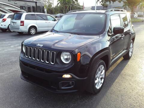 2017 Jeep Renegade for sale at YOUR BEST DRIVE in Oakland Park FL