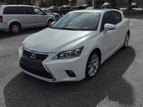 2014 Lexus CT 200h for sale at YOUR BEST DRIVE in Oakland Park FL