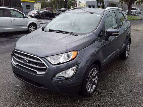 2019 Ford EcoSport for sale at YOUR BEST DRIVE in Oakland Park FL
