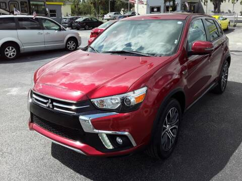2019 Mitsubishi Outlander Sport for sale at YOUR BEST DRIVE in Oakland Park FL