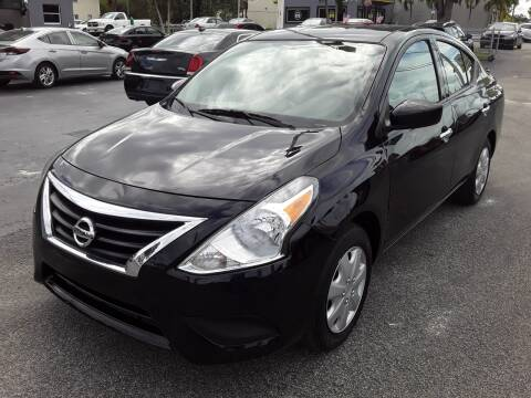 2019 Nissan Versa for sale at YOUR BEST DRIVE in Oakland Park FL