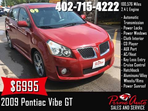 2009 Pontiac Vibe for sale in Omaha, NE