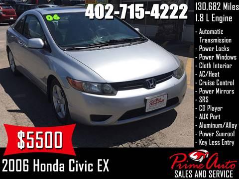 2006 Honda Civic for sale in Omaha, NE