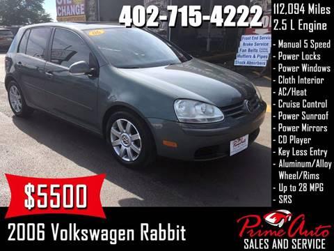 2006 Volkswagen Rabbit for sale in Omaha, NE