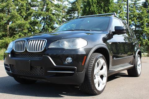 2008 BMW X5 for sale at Top Gear Motors in Lynnwood WA