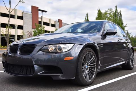 2008 BMW M3 for sale at Top Gear Motors in Lynnwood WA