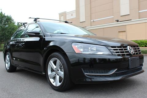 2012 Volkswagen Passat for sale at Top Gear Motors in Lynnwood WA