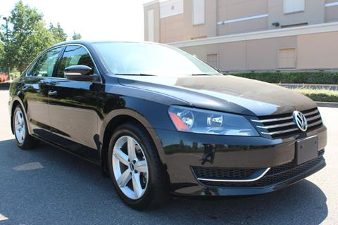 2013 Volkswagen Passat for sale at Top Gear Motors in Lynnwood WA
