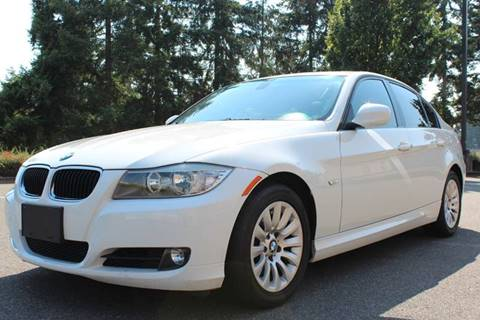 2009 BMW 3 Series for sale at Top Gear Motors in Lynnwood WA