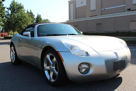 2006 Pontiac Solstice for sale in Lynnwood, WA